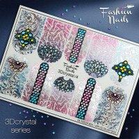 Слайдер дизайн FN 3D crystal №04 - 039361