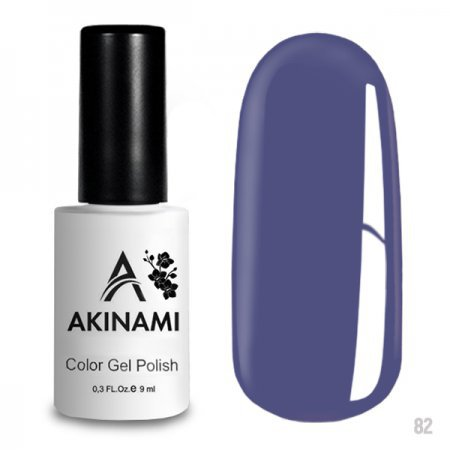 Akinami Color Gel Polish 082 Lilac 220282