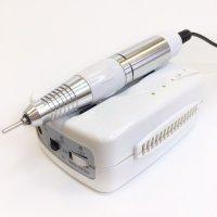 Машинка для маникюра и педикюра, ZS-213, 15W до 22000обр, белая - 601087