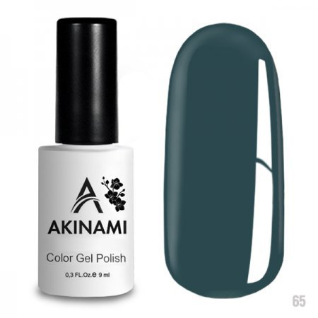 Akinami Color Gel Polish 065 Niagara 220114
