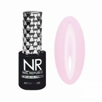 Nail Republic, ART TOP GLOSS №21 PROVENCE - топ глянец, Розовое облако, (10мл) - 448532
