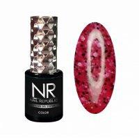 Nail Republic, Гель-лак Stone crumb, Клубничный поцелуй, (10мл), №709  - 446071