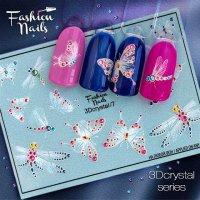 Слайдер дизайн FN 3D crystal №07 - 039590