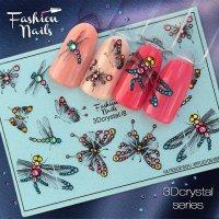 Слайдер дизайн FN 3D crystal №08 - 039606