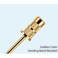 Штифт для маникюрных колпаков Золотой SJ-20G  - 109565