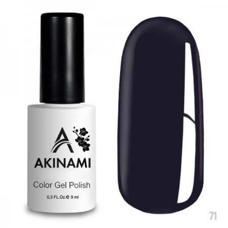 Akinami Color Gel Polish 071 Royal Purple 220176