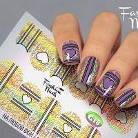 Слайдер дизайн FN Galaxy №18 014146