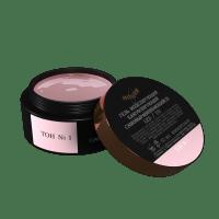 Oпция, Камуфлирующий самовыравнивающийся гель, светло-розовый теплый тон №1,50мл - 378110