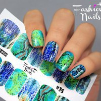 Слайдер дизайн Fashion Nails №035 125343