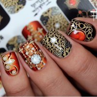 Слайдер дизайн Fashion Nails №053 125381