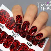Слайдер дизайн Fashion Nails №138 125510