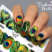 Слайдер дизайн Fashion Nails №191 125718