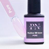 Patrisa Nail, Rubber BB-base Pure 12 мл 025090