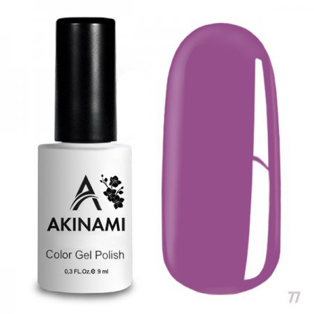 Akinami Color Gel Polish 077 Radiant Orchid 220237