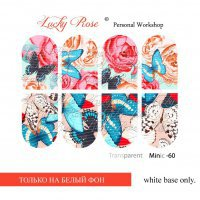 Слдайдер дизайн Minic-60 Lucky Rose Clube 046567