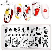 Пластина для стемпинга Born Pretty Artist-L014 - 616531
