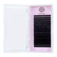 Черные ресницы Enigma 0,07 / C / 10мм 16 линий 039842