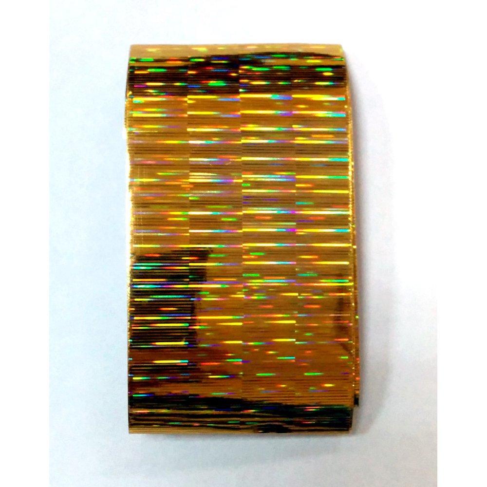 Foil Nails big - Фольга Золотой дождь №4S-32 032757