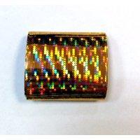 Foil Nails big - Фольга Золото лазерное №4S-30 032870