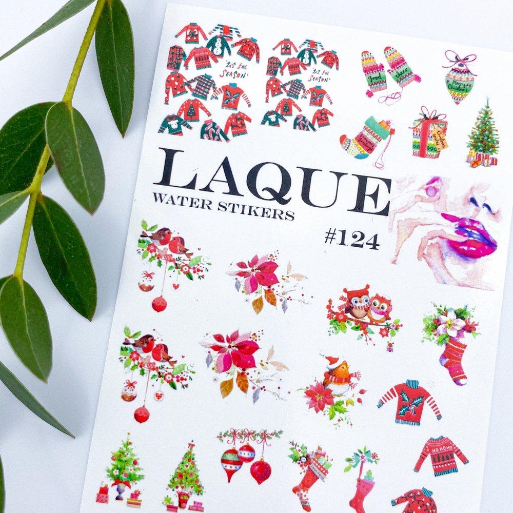 Laque, Cлайдер дизайн, #124,- 624161