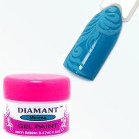 Гель краска DIAMANT для дизайна, 5ml - Morena/Мурена -  113838