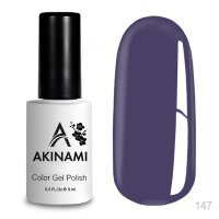 Akinami Color Gel Polish 147 Plum Jam 218319